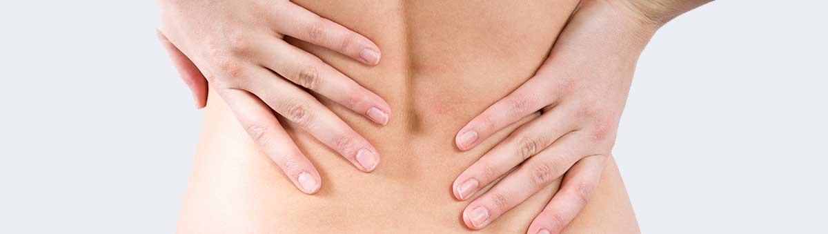Traumatología lumbar y ciática